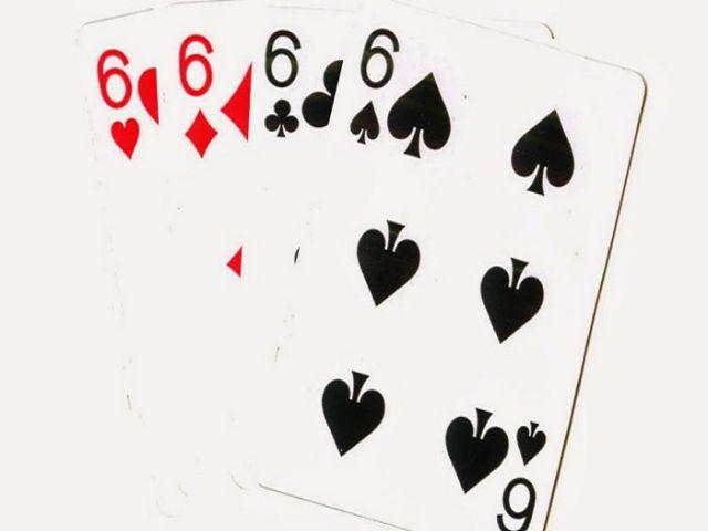 Người mang những lá bài sau đây thích biết cách làm thế nào để đạt được thành công trong cuộc sống