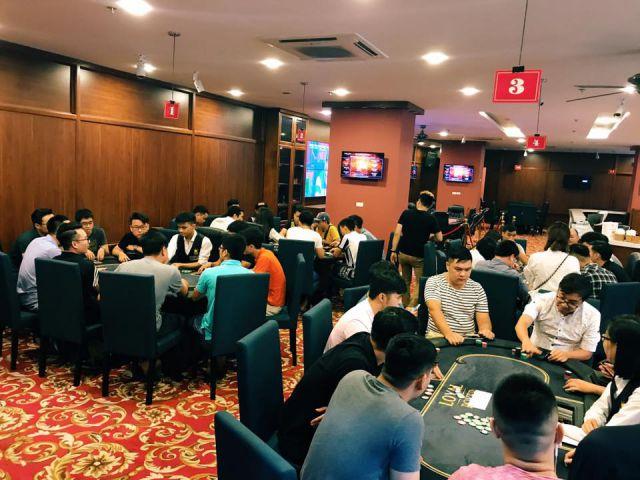 Game poker đẹp nhất hà nội
