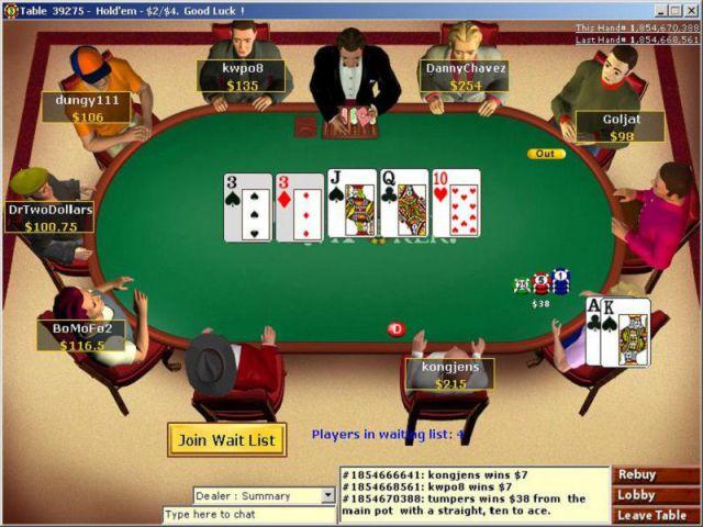 Địa điểm chơi poker tại Hà Nội