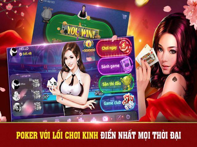 Hacl poker texas hold em Viet Nam