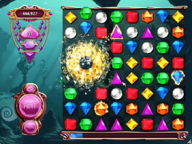 trò chơi kim cương mới nhất